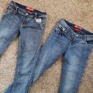 Seven7 Bottoms - ⚡SALE🍎 BACK TO SCHOOLSEVEN7  SKINNY  JEANS sz 12